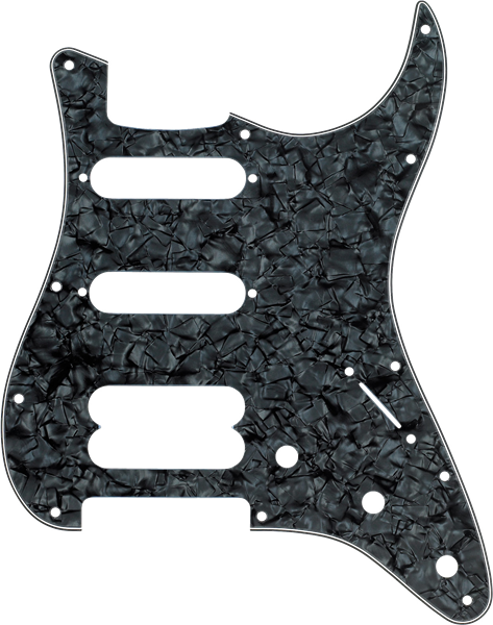 Fender 11-Hole Modern-Style H/S/S Ultra Series Stratocaster® Pickguard