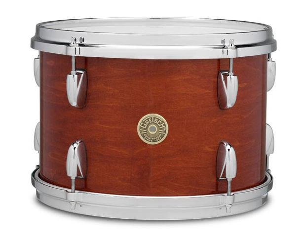 """Gretsch Tom Tom USA Broadkaster Gloss Lacquer - 12"""" x 6"""""""