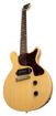 Gibson Customshop 1958 Les Paul Junior Double Cut Reissue VOS | TV Yellow