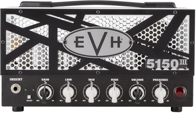 EVH 5150III® 15W LBXII Head, 230V EU