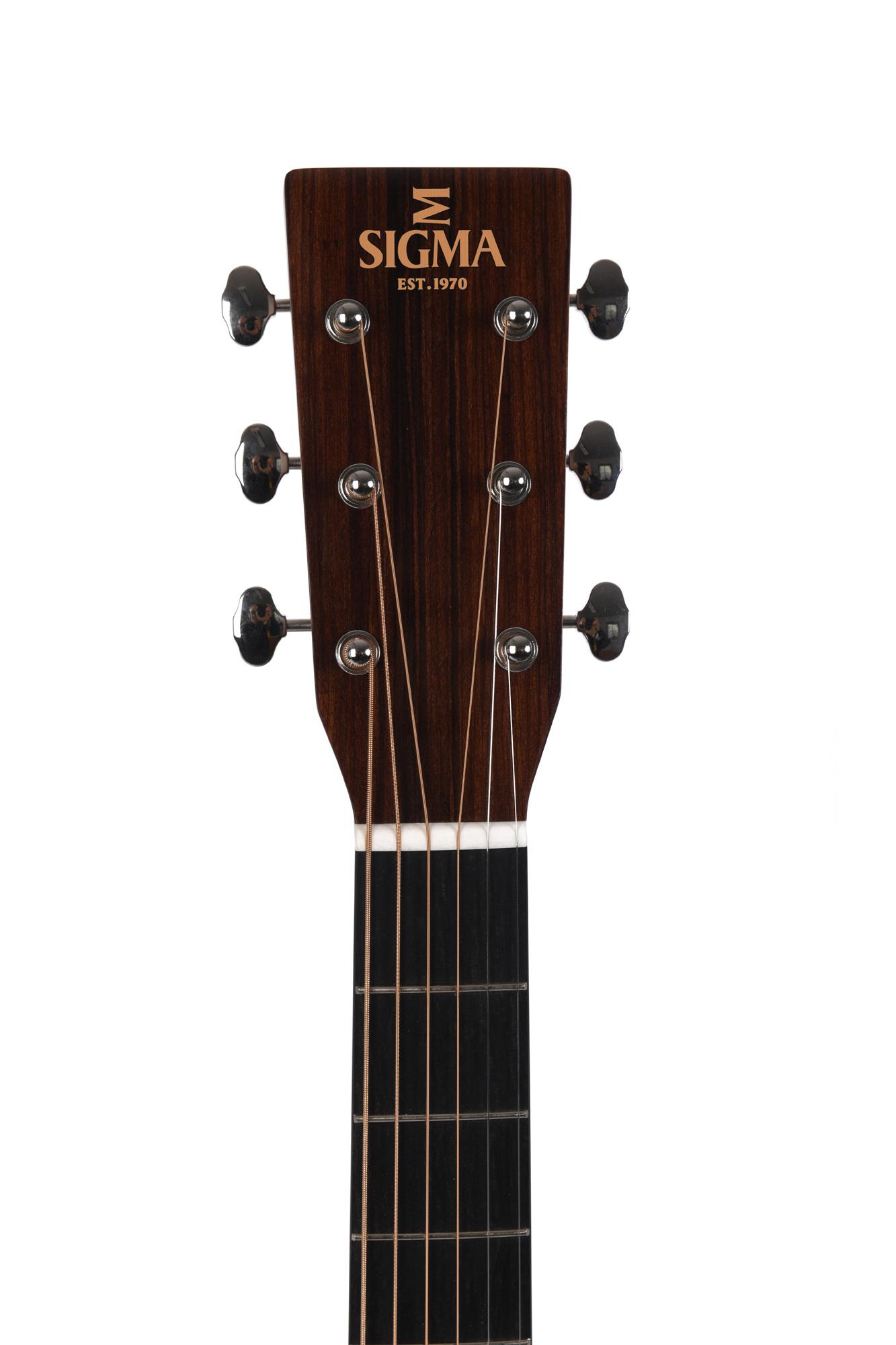 Sigma SDM-18 w. Softshell Case