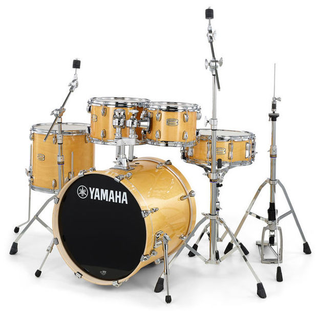Yamaha Stage Custom Birch SBP2F5NW7 Shell Pack Natural Wood HW780