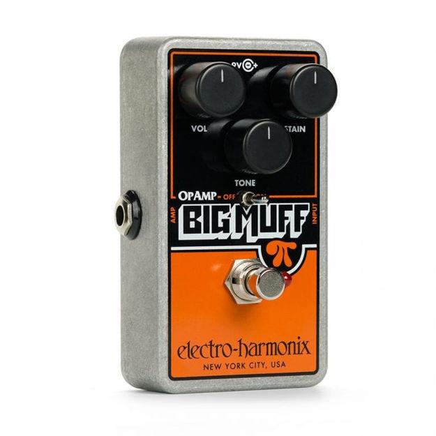 Electro-Harmonix OP AMP BIG MUFF Distortion/Sustainer