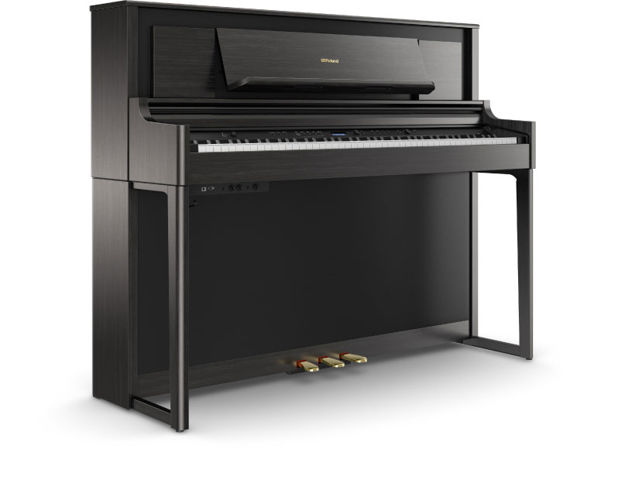 Roland LX706 - LUXURY UPRIGHT PIANO (CHARCOAL BLACK)