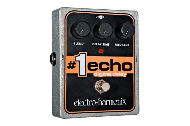 Electro-Harmonix #1 ECHO Digital Delay, 9.6DC-200 PSU included