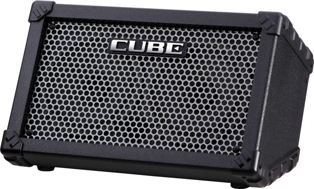 Boss CUBE-ST 2.5w + 2.5w Stereo Battery Powered Pa With Cosm (Black)