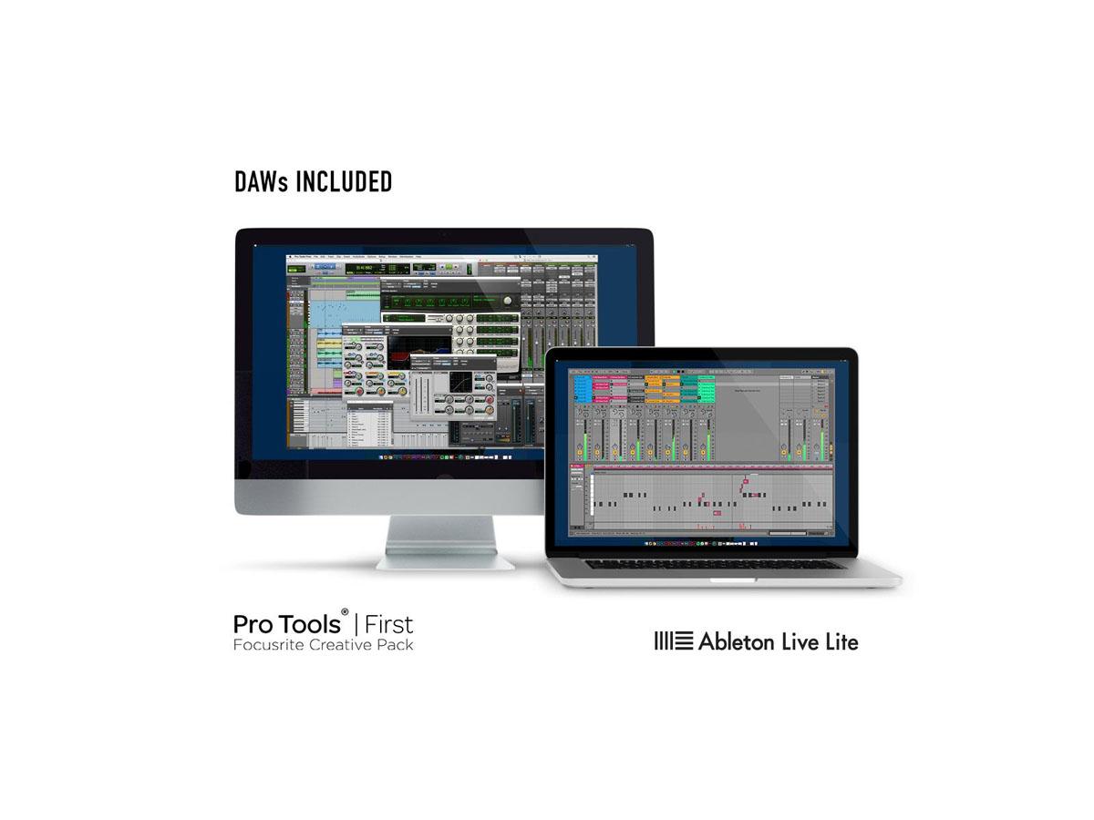 Focusrite RED 16LINE   64 I/O Thunderbolt-lydkort m/Dante og DigiLink