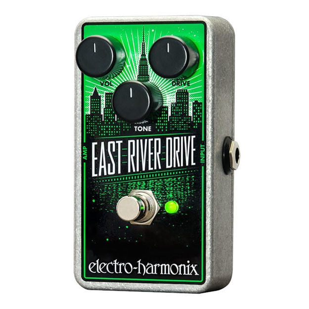Electro-Harmonix EAST RIVER DRIVE Classic overdrive as bold as NYC
