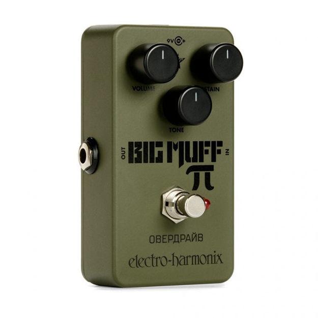 Electro-Harmonix GREEN RUSSIAN BIG MUFF Distortion/Sustainer