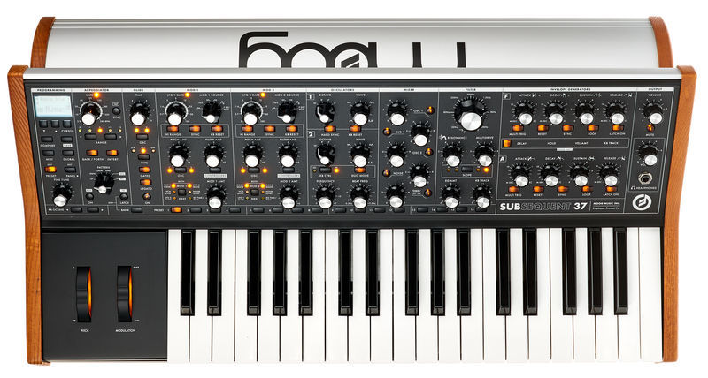 Moog SUBsequent 37 Standard Edition