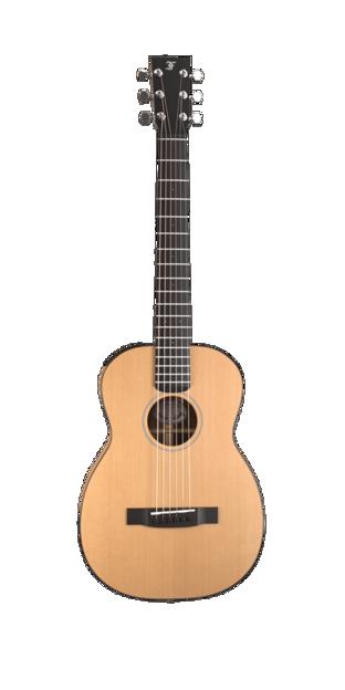 Furch LJ10-CM | Little Jane Travel Guitar w/Backpack