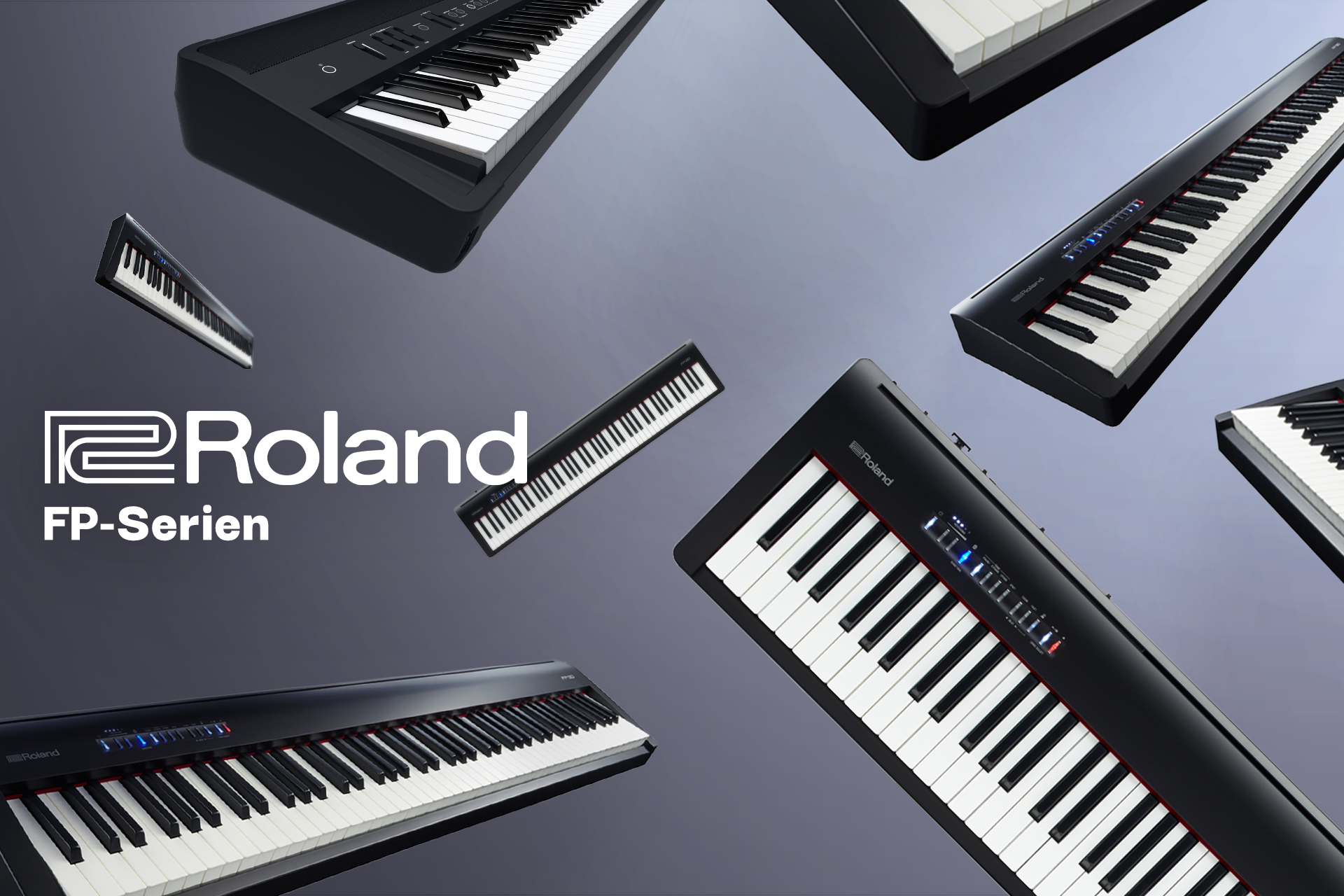 Bilde for kategori Roland FP-Serien