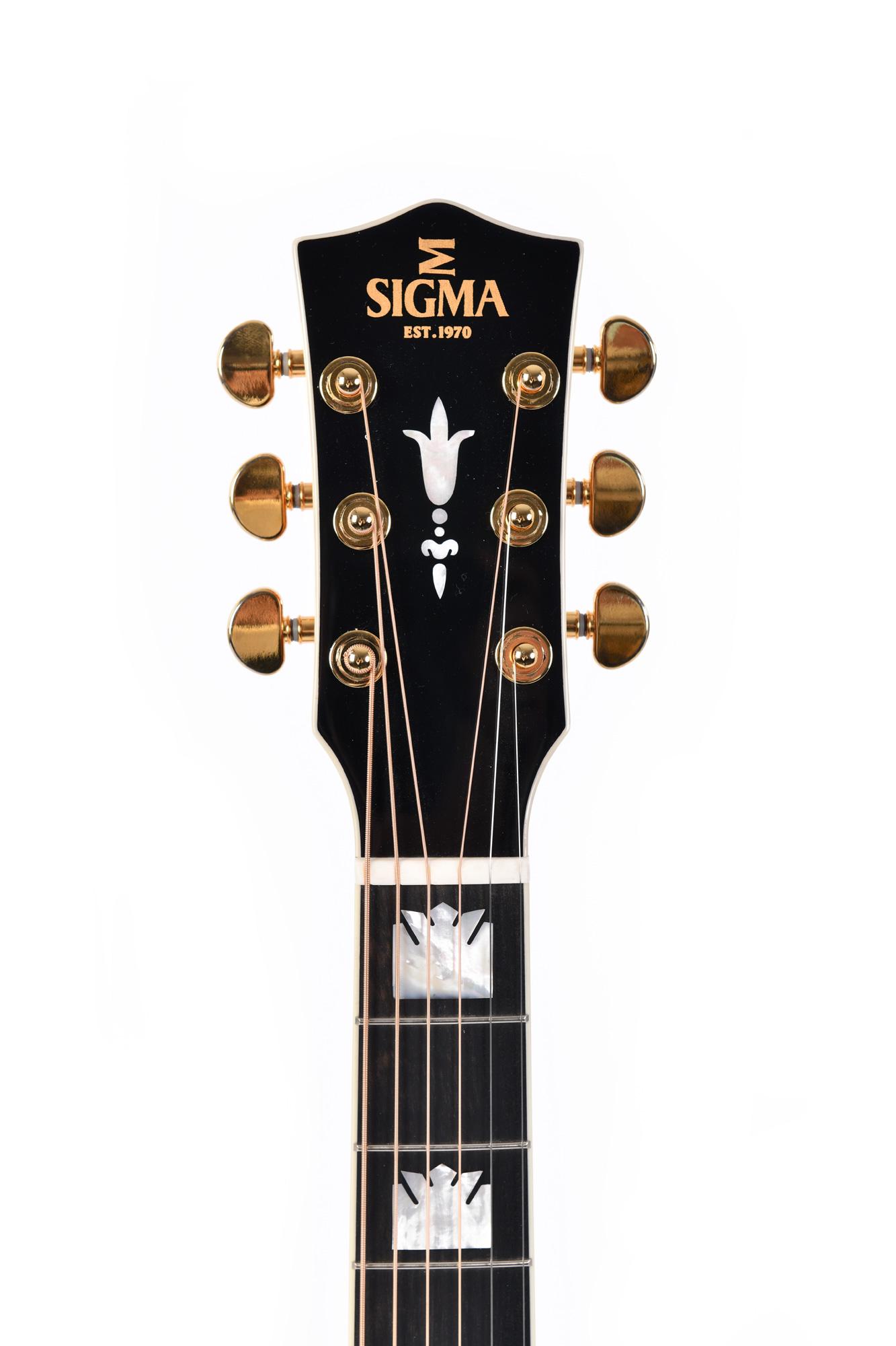 Sigma GJA-SG200 w. Softshell Case