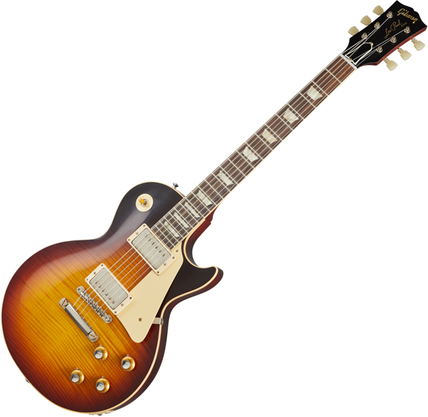 Gibson Customshop 60th Anniversary 1960 Les Paul Standard V3 VOS - Washed Bourbon Burst