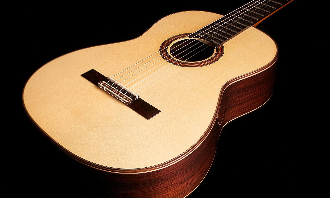 Otto Vowinkel - Modell 2A - spruce top, case included.