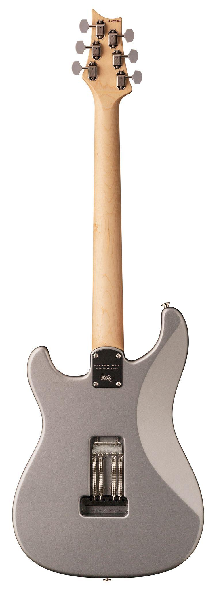 PRS Silver Sky Maple Fretboard, Tungsten