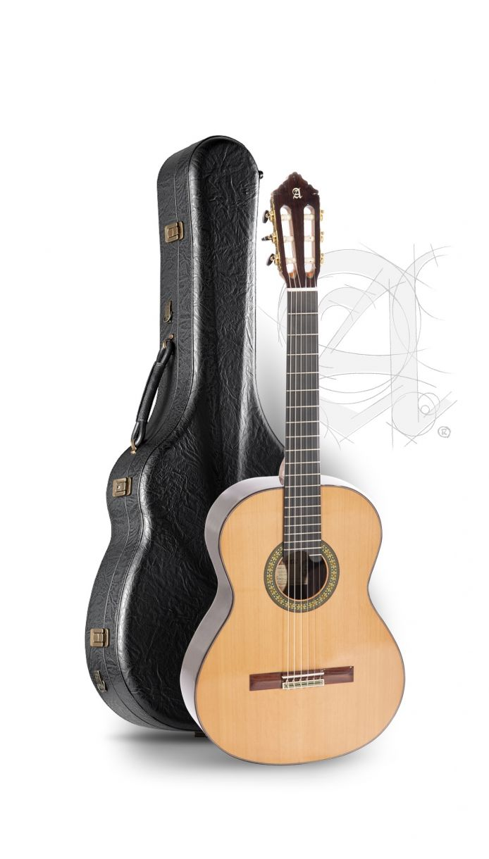 Alhambra Guitarras 11 P + CASE (9557)
