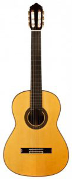 Teodoro Perez (Madrid) - Modell Madrid - spruce top, case included.