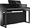 Roland HP704 Premium  Concert Class Piano (Polished Ebony)