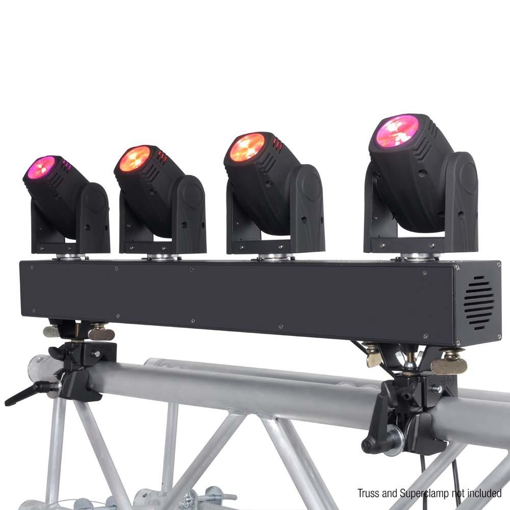 Cameo HYDRABEAM 400 RGBW - Lighting set