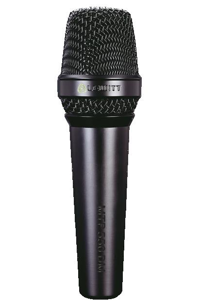 LEWITT MTP 550 DM Dynamisk mikrofon   Vokalmikrofon