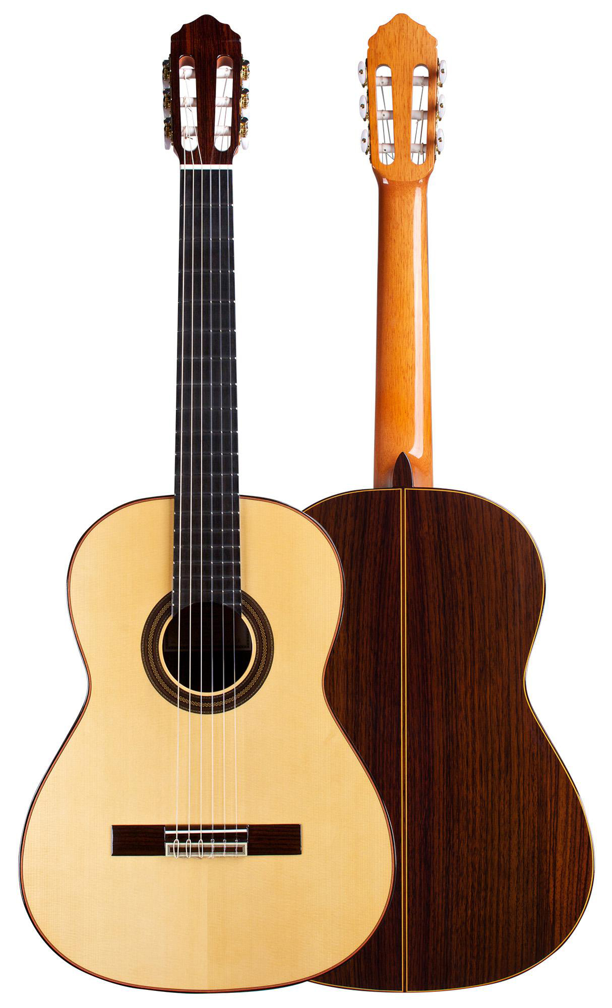 Teodoro Perez (Madrid) - Modell Estudio-650 - spruce top, case included.