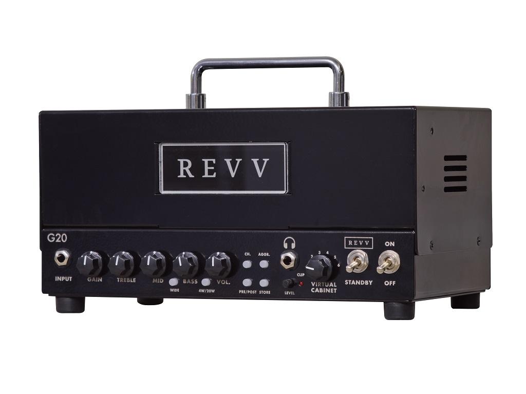 Revv - Revv G20  - 20w 2x Channel Lunchbox Tube Amp