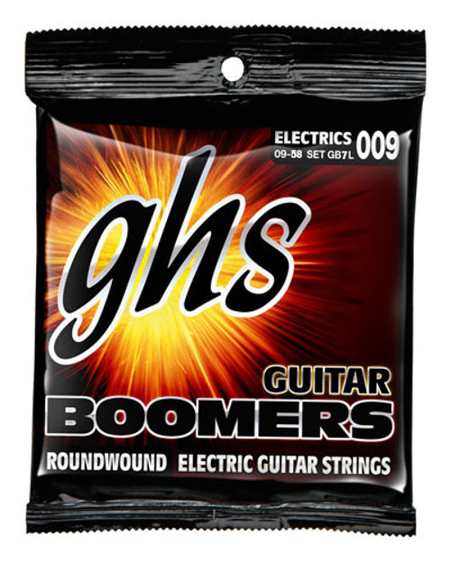 GHS GB7L | BOOMERS 7-STRING | 009-058