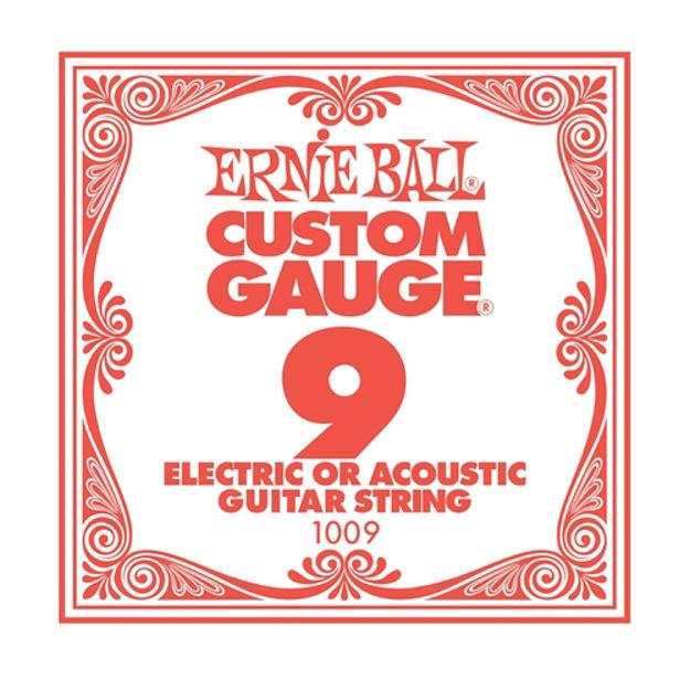 Ernie Ball EB-1009 009P Singles
