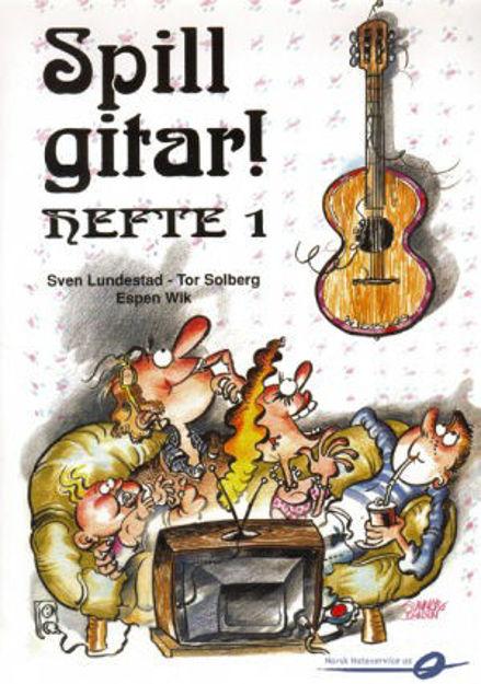 Spill gitar 1 - Lundestad, Solberg, Wik