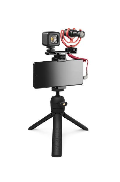 RODE VLOGVMICRO Universal Vlogger Kit (3.5mm Tele)