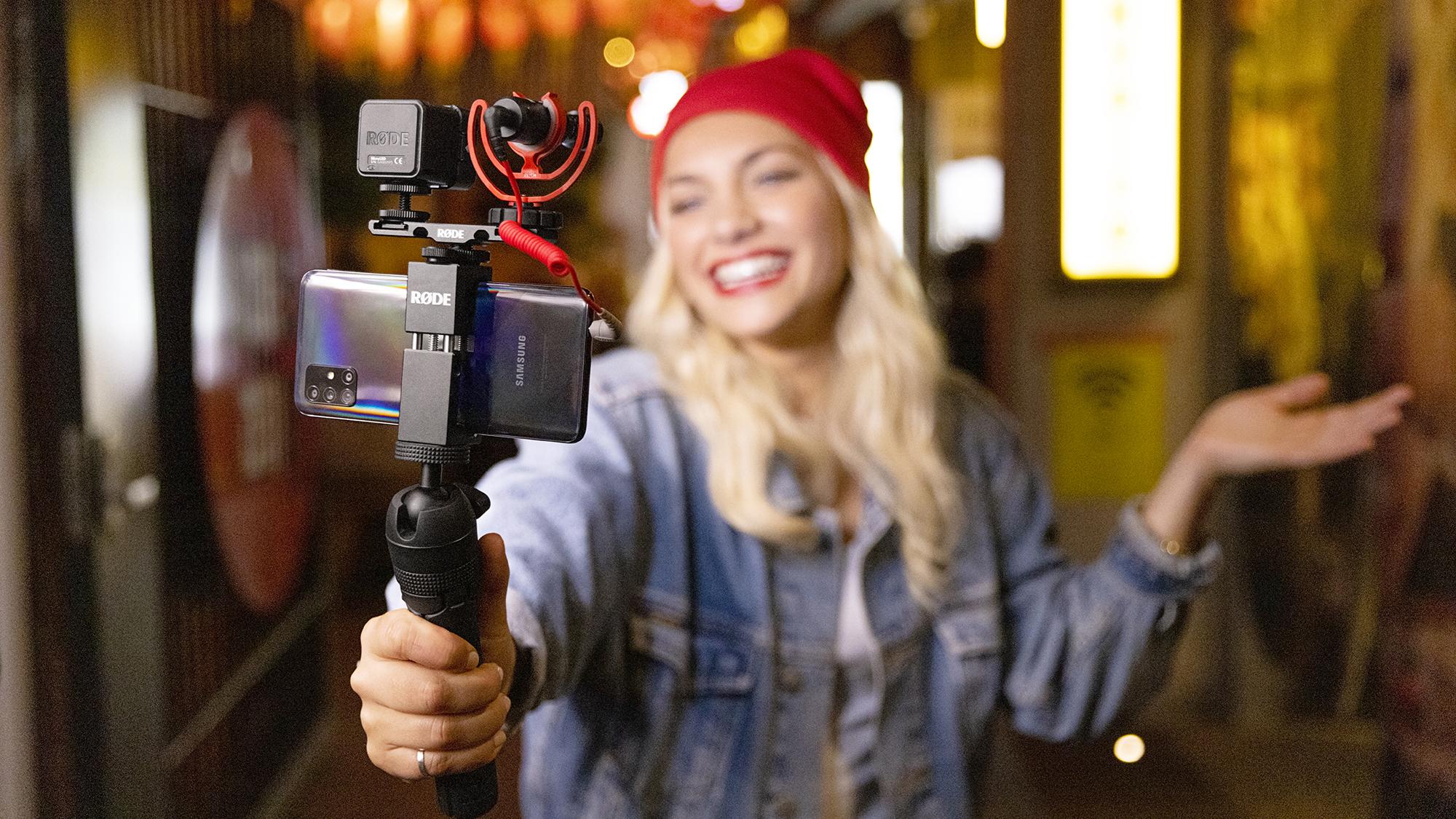 Røde VLOGVMICRO Universal Vlogger Kit (3.5mm Tele)