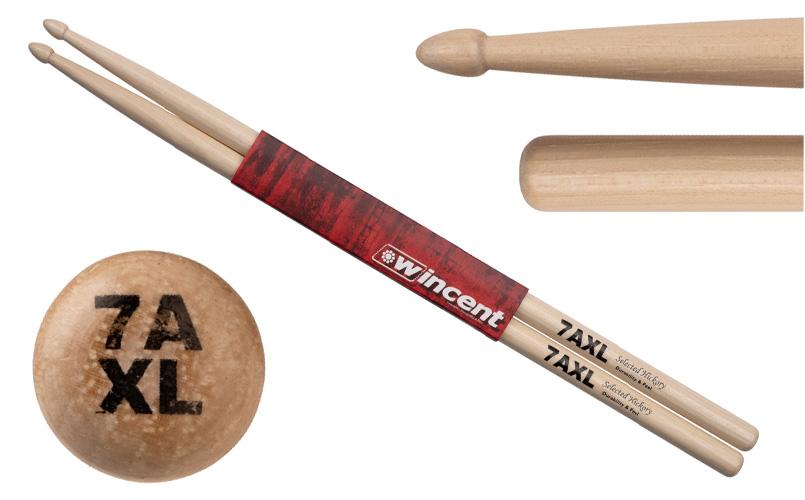Wincent W-7AXL Hickory Drumsticks