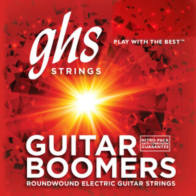 GHS GB-TNT |BOOMERS 6-STRING - Thin-Thick | 010-052