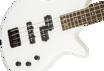 Jackson JS Series Spectra Bass JS2, Laurel Fingerboard, Snow White