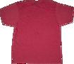 Jackson Logo Men's T-Shirt, Heather Red, XL