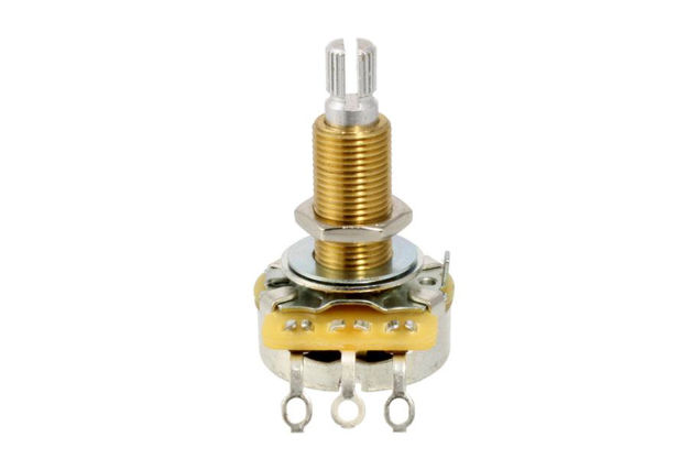 All Parts EP-0686-000 CTS 500K Long Split Shaft Audio Pot