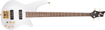 Jackson JS Series Spectra Bass JS3, Laurel Fingerboard, Snow White