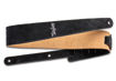 TaylorWare 4401-25 Taylor Strap, Embroidered Suede, Black,2.5""