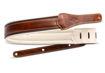 "TaylorWare 4106-25 Taylor Renaissance Strap, Cordovan, Leather, 2.5"""