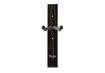 TaylorWare 1406 Guitar Hanger, Crelicam Ebony, Taylor Logo, Italian Acrylic