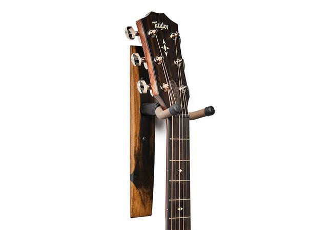 TaylorWare 1405 Guitar Hanger, Crelicam Ebony, No Inlay