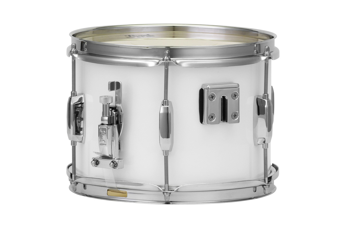 """Pearl MJS1208/CXN33 12""""x8""""  JUNIOR SERIES SNARE DRUM W/ MCH-20S CARRIER"""