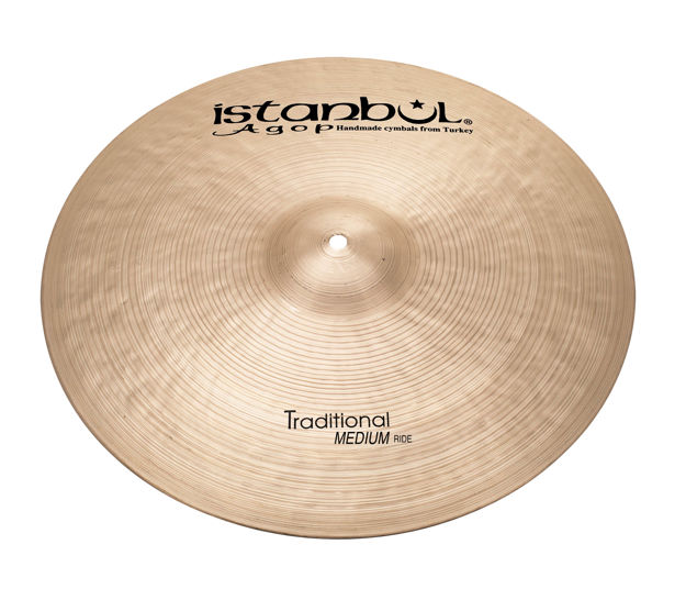 "Istanbul Agop MR21 21"" Traditional Medium Ride"