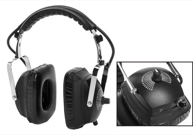 Metrophones Headphones w/GFC