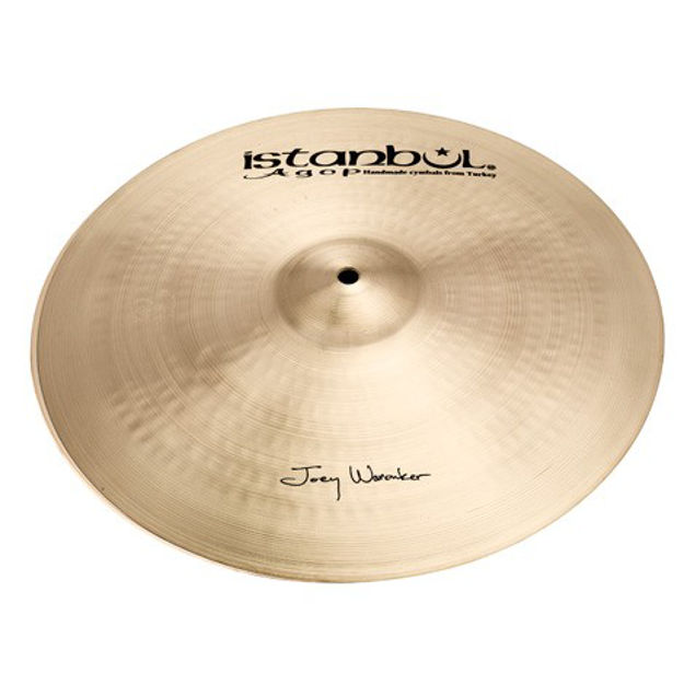 "Istanbul Agop JWH14 14"" Joey Waronker Sihnature Hi-Hats"