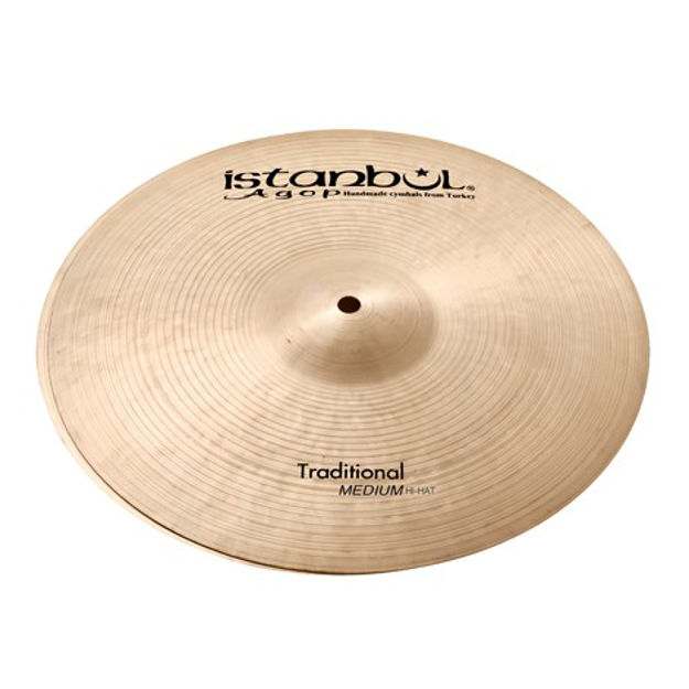 "Istanbul Agop MH14 14"" Traditional Medium Hi-Hats"