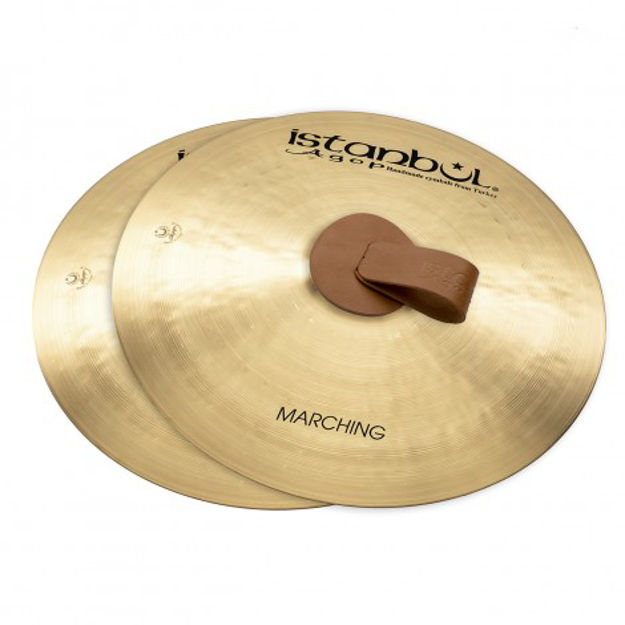 """Istanbul Agop MB20 20"""" Traditional Marching"""