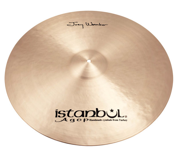 "Istanbul Agop JWR24 24"" Joey Waronker Sihnature Ride"