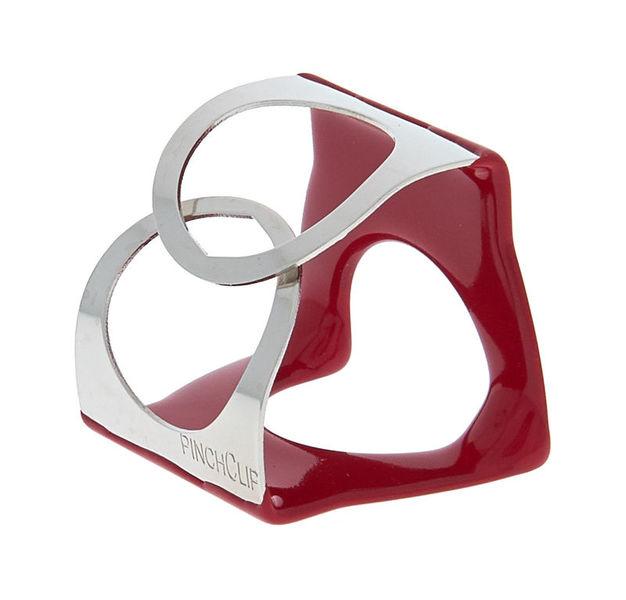 PinchClip Pinch Clip - Red (3pk)